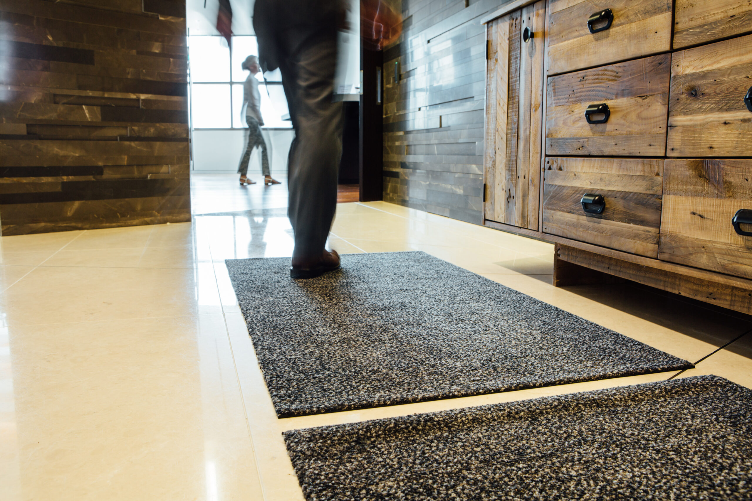 D2 convertible flooring for more stability